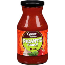 Great Value All Natural Mild Picante Sauce