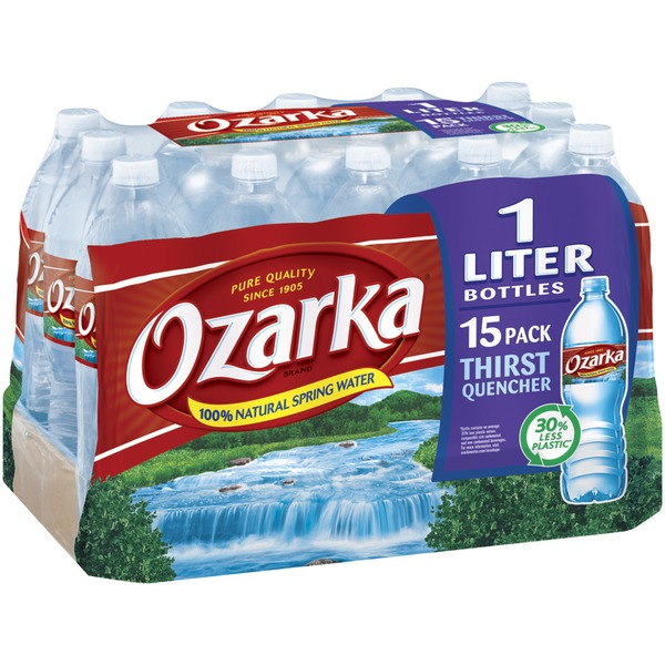 Costco Ozarka Natural Spring Water Delivery Online in Austin