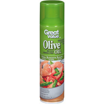 Great Value Olive Oil Cooking Spray