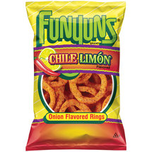 Funyuns Chile Limon Onion Flavored Rings