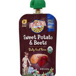 Earth's Best Organic Stage 2 Sweet Potato & Beets Baby Food Puree