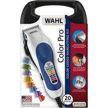 Wahl Corded Color Pro 20-Piece Color Coded Haircut Kit ea
