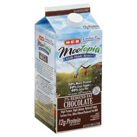 H-E-B Moo Topia Lactose Free 2% Chocolate Milk