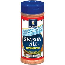 Morton Seasoned Salt Season All