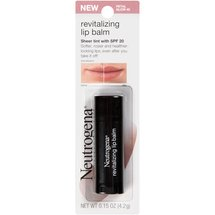 Neutrogena Revitalizing Lip Balm Petal Glow 40