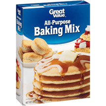 Great Value All-Purpose Baking Mix