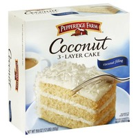 Pepperidge Farm Frozen Bakery Classic Coconut Layer Cake