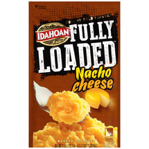 Idahoan Fully Loaded Nacho Cheese Instant Mashed Potatoes
