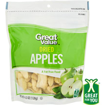 Great Value Dried Apples