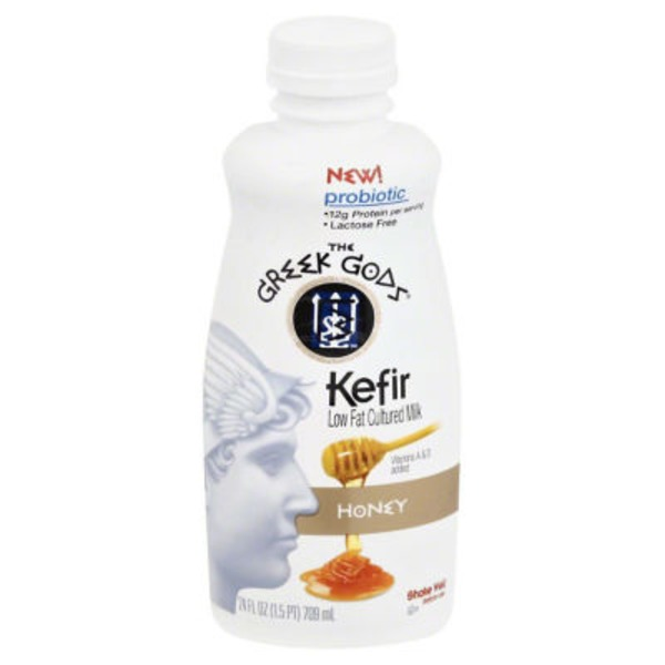 The Greek Gods Greek Kefir Honey