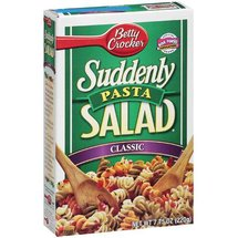 Betty Crocker Classic Suddenly Pasta Salad