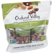 Orchard Valley Harvest Chocolate Raisin Nut Trail Mix