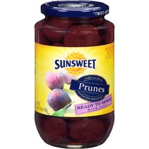 Sunsweet Ready to Serve Prunes with Pits