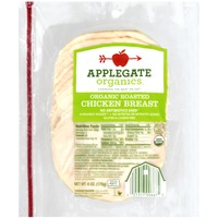 Applegate Organic Oven Roasted Chicken Breast