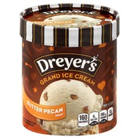 Edy's Butter Pecan Blast Grand Ice Cream