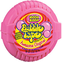 Hubba Bubba Awesome Original Bubble Tape Gum