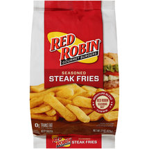 Red Robin Gourmet Seasoned Steak Fries
