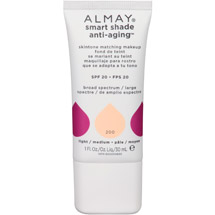 Almay Smart Shade Anti-Aging Skintone Matching Makeup 200 Light/Medium