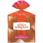King's Hawaiian Hawaiian Sweet Deluxe Hamburger Buns
