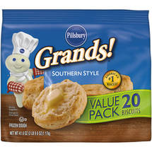Pillsbury Grands Southern Style Biscuits
