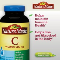 Nature Made Vitamin C 500 mg Liquid Softgels