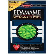 Seapoint Farms Edamame Lightly Salted In Pods Soybeans