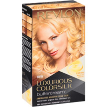 Revlon Luxurious Colorsilk Buttercream Hair Color 03G Ultra Light Sun Blonde