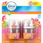 Febreze NOTICEables Gain Island Fresh/Tropical Sunrise Scented Oil Refills