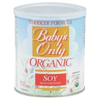 Baby's Only Toddler Formula, Soy, Iron Fortified