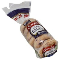 Sara Lee Deluxe Blueberry Bagels