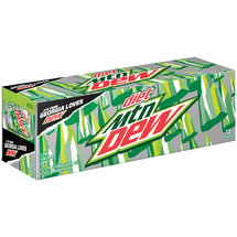 Mountain Dew Diet Soda