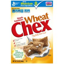 Chex Simply Nutritious Wheat Cereal