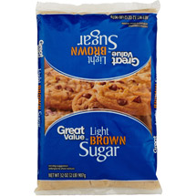 Great Value Lite Brown Sugar