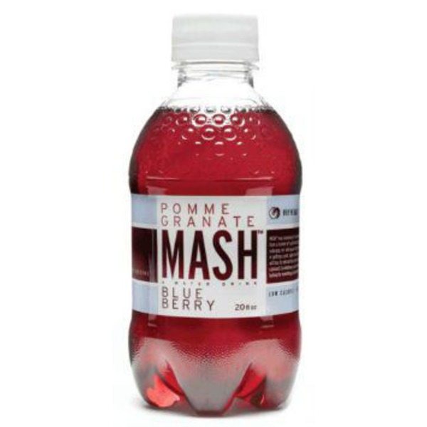 Mash Pommegranate