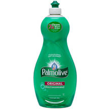Ultra Palmolive Original Concentrated Dish Liquid
