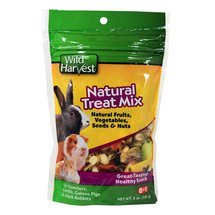 Wild Harvest Natural Treat Mix For Small Animals