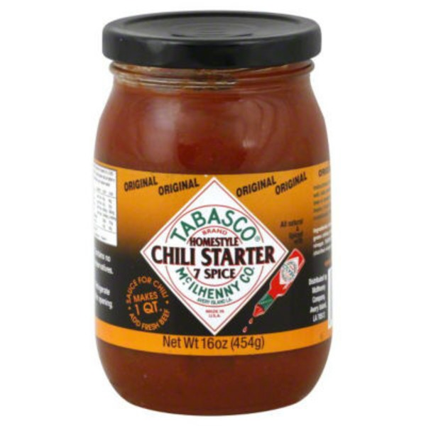 Tabasco ® Brand Original Chili Starter