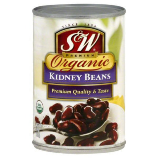 Sweet Earth Kidney Beans