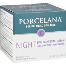 Porcelana Night Skin Lightening Cream