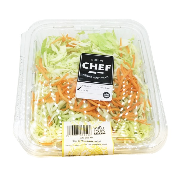 Whole Foods Market Coleslaw Mix