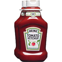 Heinz Tomato Twin Pack 50.5 oz Ketchup