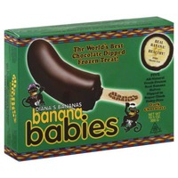 Diana's Bananas Dark Chocolate Banana Babies - 5 CT