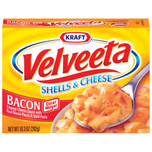 Kraft Bacon Velveeta Shells & Cheese
