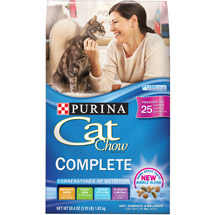 Purina Cat Chow Dry Cat Food Complete