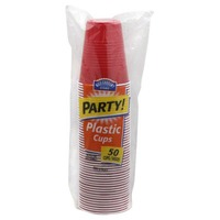 Hill Country Fare 16 Ounce Party Cups