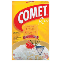 Comet Long Grain Enriched Rice