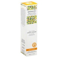Andalou Naturals Meyer Lemon Creamy Cleanser Brightening
