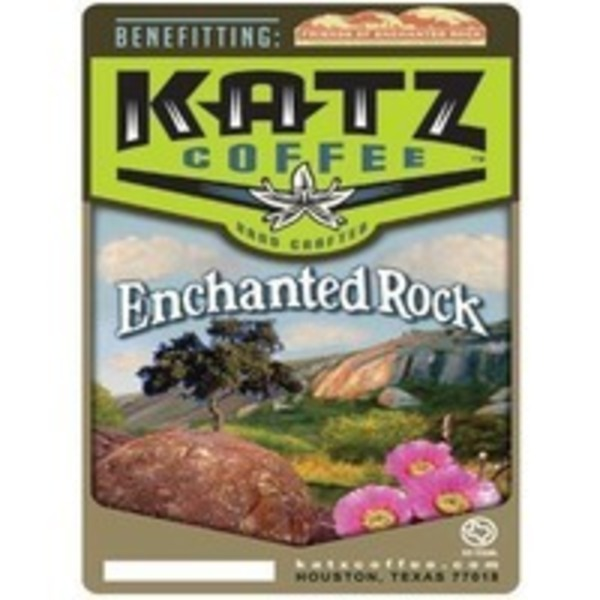 Katz Coffee Enchanted Rock Coffee