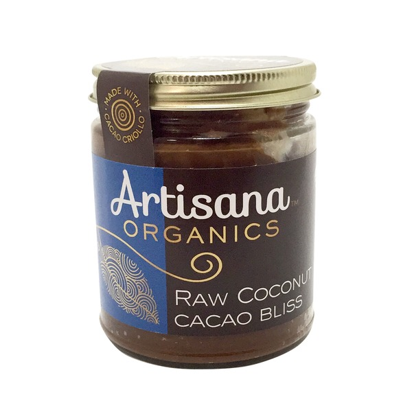 Artisana Organics Raw Coconut Cacao Bliss Butter