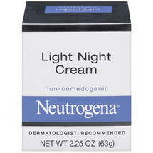 Neutrogena Light Night Cream Moisturizer